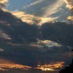 """Santa Fe Sunset"" Photograph by Melissa Childers"