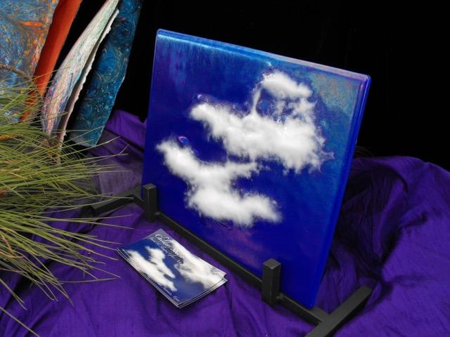 Childers glass art at Desert Palm, CA