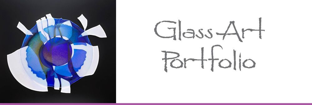 Fused Glass Artist | Glass Art Portfolio | Melissa Childers